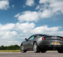Lotus Evora by iShootcars