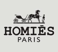 HOMIES PARIS by omadesign