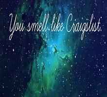 Kurt Hummel - Craigslist Insult by NSHackett