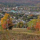 Mont St Sauveur in Fall by caybeach