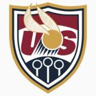 United States of America Quidditch Logo Large by mlny87