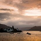Plockton Sunrise by David Lewins