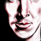 Benedict Cumberbatch by jos2507