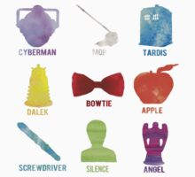 Watercolor Doctor Who by avbyrd