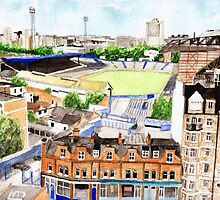 Chelsea - Stamford Bridge by sidfox