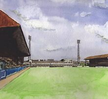Stockport County - Edgeley Park by sidfox