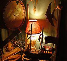 Dark Ship by Daniel Owens