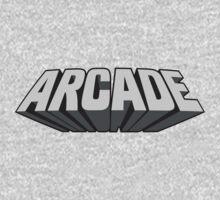 Arcade Monokrome Kids Clothes