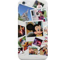 Disneyland Paris - Disney Polaroid iPhone Case/Skin