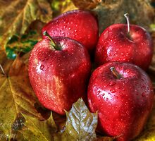 Red Apples by Tracy777