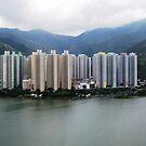 Lantau Island by dozzam
