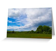 Interstate Drive-by Greeting Card