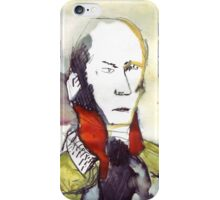 the lawyer man iPhone Case/Skin