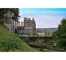 Castillo de Windsor...........................................Londres. Photographic Print