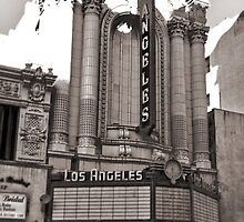 Los Angeles Theater by GregorDyer