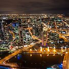 Melbourne Fires Up by Ray Warren