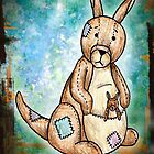 Kimba the Kangaroo by Studio8107