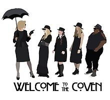 Welcome to the Coven by missmarneyg