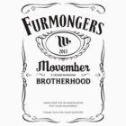 FURMONGERS 2013 - Movember by antdragonist