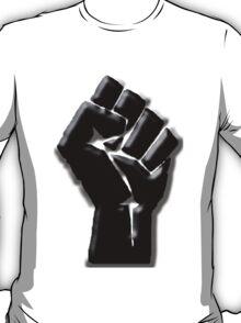 The Black Fist T-Shirt