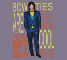 Bowties Are Cool Reedus Edition Kids Clothes