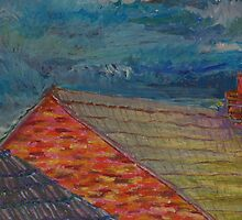 roofs by rysunki-malunki
