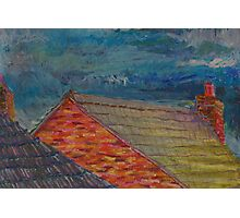 roofs Photographic Print