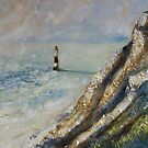 Beachy Head by Sue Nichol