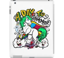 Hero Unicorn iPad Case/Skin