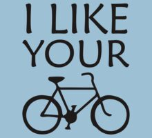 I Like Your Bicycle (lite) by PaulHamon