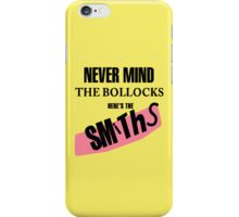 Nevermind the Bollocks, Here's The Smiths iPhone Case/Skin