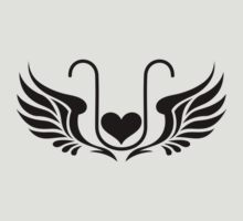 ELEXIER - HEART WITH WINGS - UNCONDITIONAL LOVE by nitty-gritty