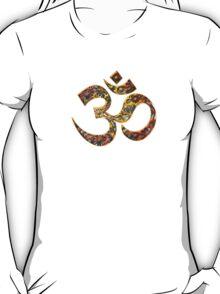 OM - Mantra - Buddhism - Symbol of spiritual strength  T-Shirt