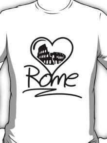 Rome Heart T-Shirt