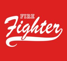 Firefighter Swoosh by careers