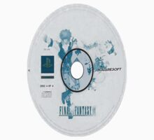 Final Fantasy IX Disc 4 by nvir69