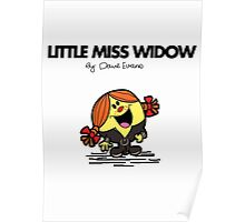 Little Miss Widow Poster