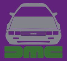 DeLorean DMC–12 - 4 by TheGearbox