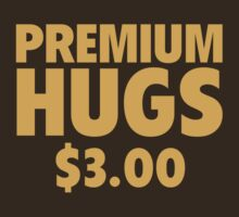 Premium Hugs by BrightDesign