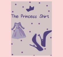 The Princess Shirt Just Woman by LaceyDesigns