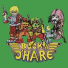 Bucky O'Hare - Group Logo - Color by DGArt