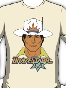 BraveStarr - Marshall BraveStarr #2 - Color T-Shirt