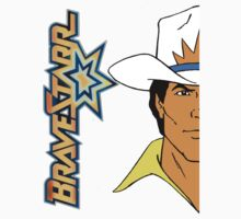 BraveStarr - Marshall BraveStarr #3 - Color by DGArt