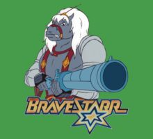 BraveStarr - Thirty Thirty and Sara Jane - Color Kids Clothes