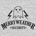Merryweather Security Black by MrHSingh