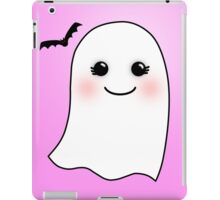 Horrifying Cute Ghost - Girl iPad Case/Skin