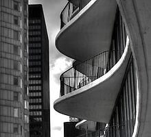Blu Aqua Hotel Curves by Adam Bykowski