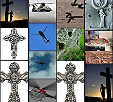 cross in the sky by DMEIERS