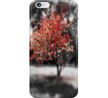 Blood Tree iPhone Case/Skin