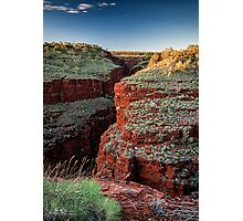 Oxer Lookout Photographic Print